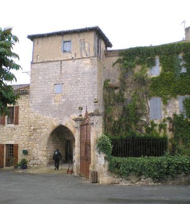 Entrée de St Antoine