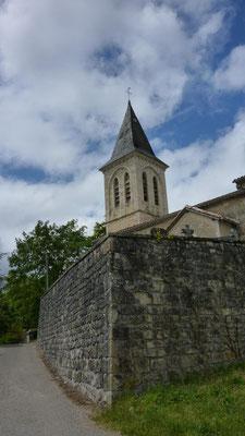 Eglise de Rouillac