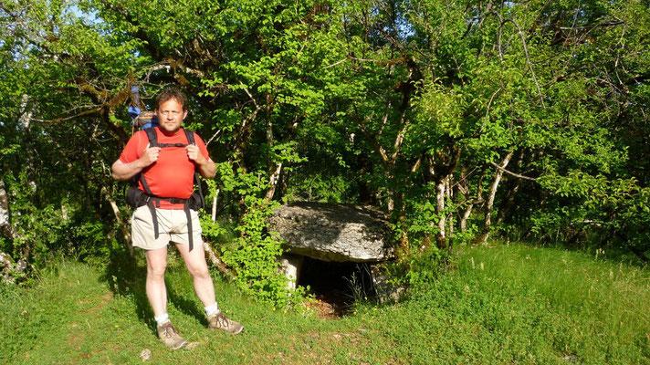 Le dolmen de Joulas