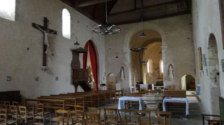 Eglise de Charenton du Cher