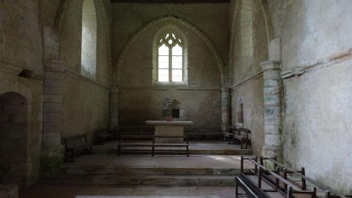 Varsy Chapelle Saint Lazare