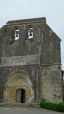 L'église de Pimbo