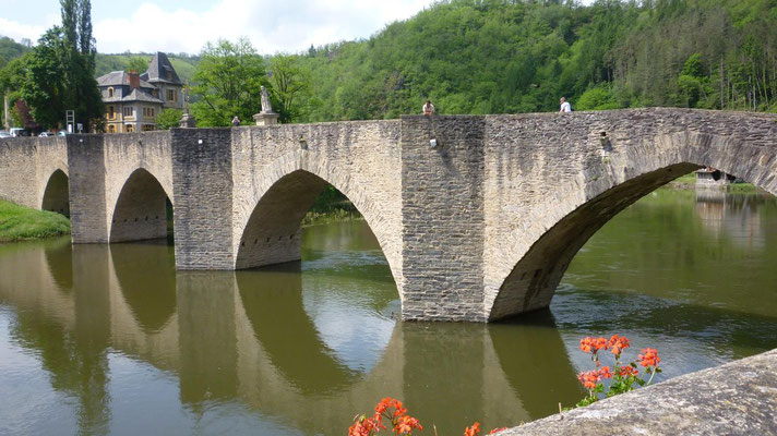Estaing - Le pont