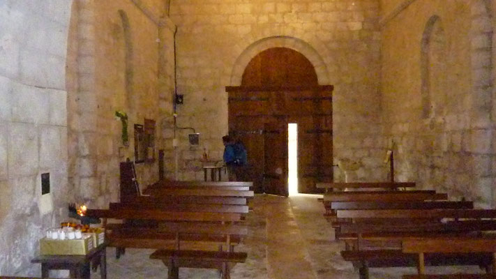 Eglise de Larressingle