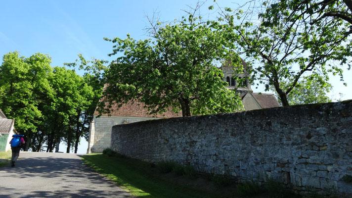 Eglise abbatiale de Puyferrand