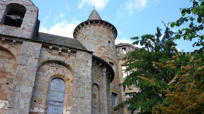 Roquelaure - L'église