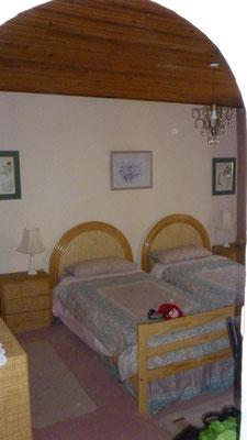 La maison du bois - Notre chambre
