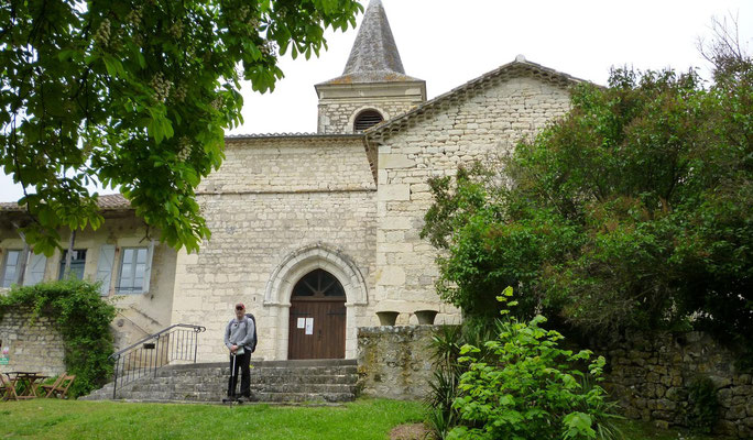 Eglise de Lascabanes