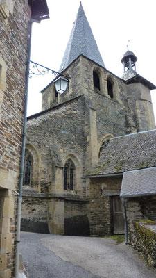 Estaing - L'église