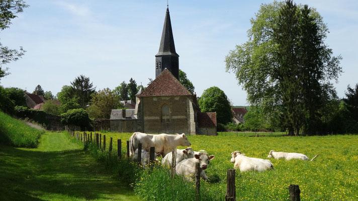Eglise de Champlemy