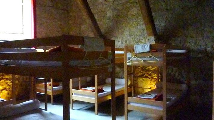 Le dortoir