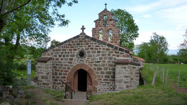 Montbonnet - La chapelle St Roch