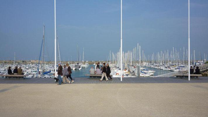 St Denis - Le port
