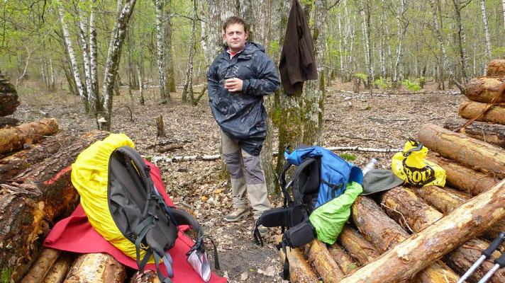 29-04-2012 - Montrieux en Sologne - Pause repas