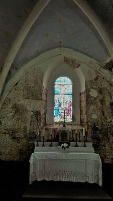 Eglise de Dampierre