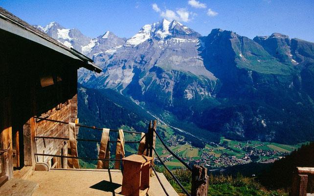 Golitschealp und Doldenhorn