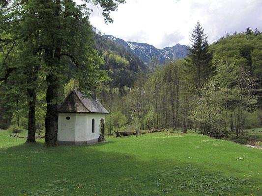 Kapelle im Bodinggraben