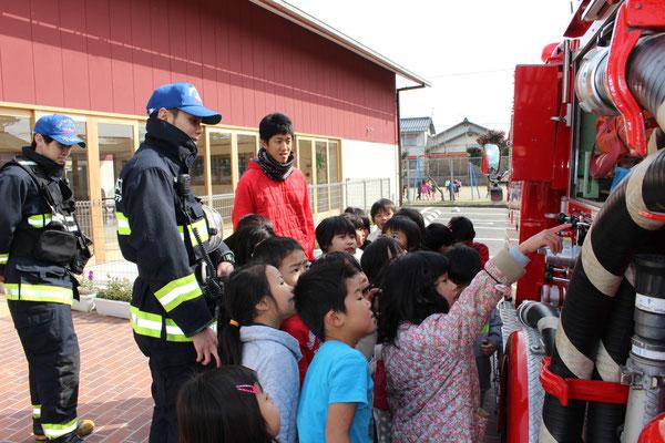 消防車の機能説明 Q&A