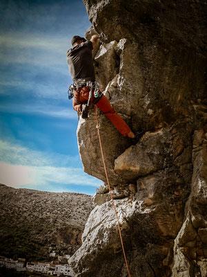 Klettern in der nähe von Ronda