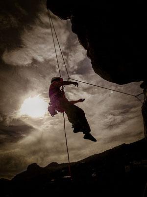Klettern in Ronda