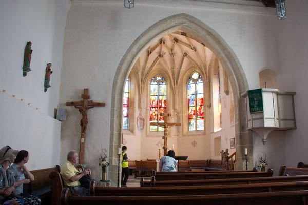 Kirche in Gruorn /Foto: B. Budig