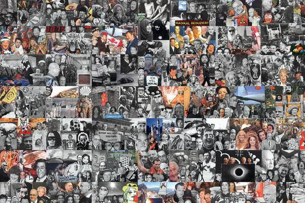 artblow - GEORG HIEBER: Wochenansichtskarten