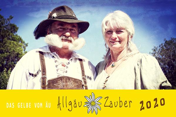 artblow - GEORG HIEBER: Kalender - Allgäu Zauber
