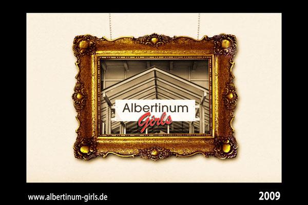 artblow - GEORG HIEBER: Kalender - Albertinum Girls