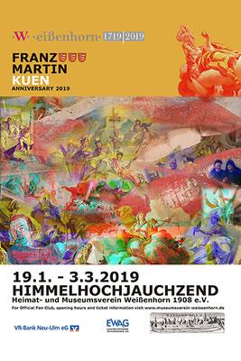 artblow - GEORG HIEBER: Himmelhochjauchzend - Hommage an Franz Martin Kuen