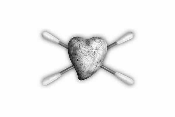 artblow - GEORG HIEBER: Heart of stone?