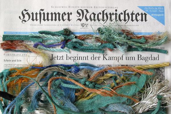 artblow - GEORG HIEBER: Husumer Nachrichten