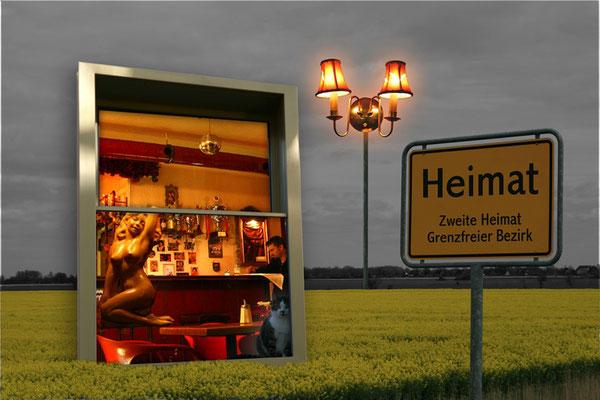 artblow - GEORG HIEBER: Zweite Heimat