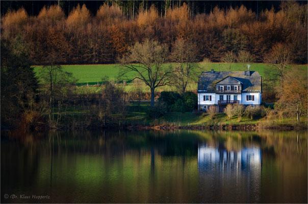 das Haus am See (Biggesee, Sauerland)