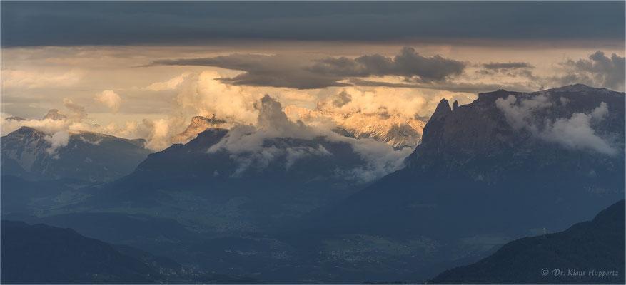 """""""Schlern-Panorama"""" Penegal / Südtirol"""
