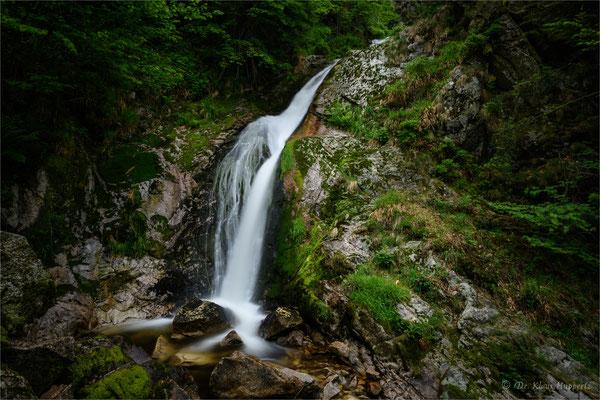 Allerheilgen Wasserfälle / Schwarzwald