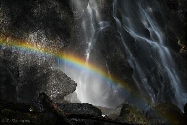 Zweribach Wasserfälle  /  Schwarzwald