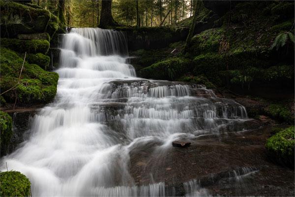 Aischfelder Wasserfälle (Schwarzwald)