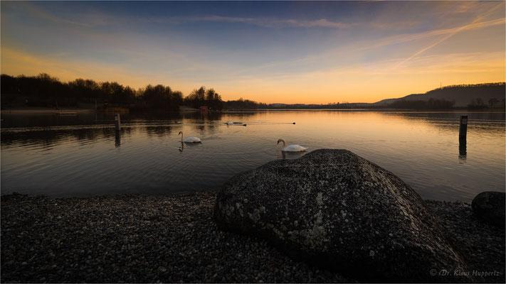 Breitenauer See / Baden-Württemberg