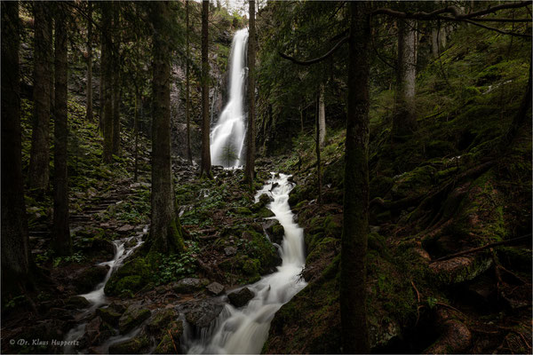 Burgbachwasserfall (Schwarzwald)