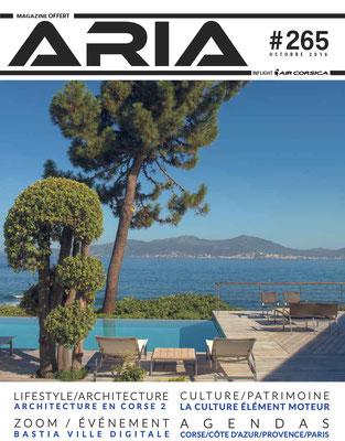 ARIA #265 Octobre 2016