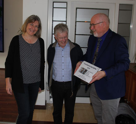 Freundeskreis der Gemeindebücherei Dossenheim e.V.