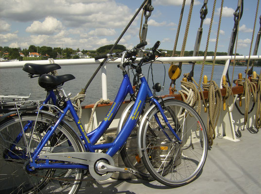 Bike and Sail - Holland