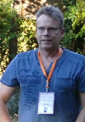 Foto: Michaela Hilbuger. Rolf Wagner, Ehemann und Vater der Tochter von Simone Wagner