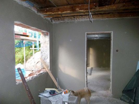 Die harte Umbauphase -