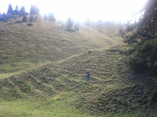 ...auf dem Berg :-).