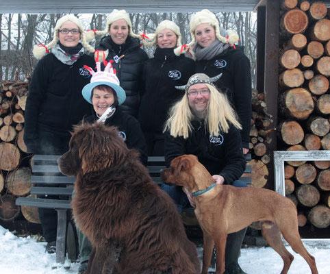 Ende Januar fand dann die 10-Jahresfeier der www.hundeschule-fuerth.de ...