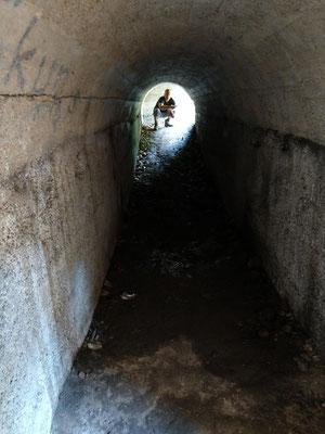 Aki Raitelsberg, Tunnel