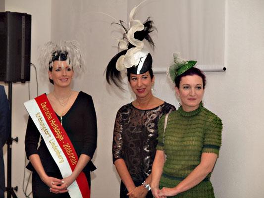 Janine Halder, Conny Brendle, Christine Rohr, Foto: Reinhard Rapp
