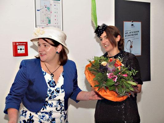Katharina Wiemer, Elisabeth Sommerbauer, Foto: Reinhard Rapp