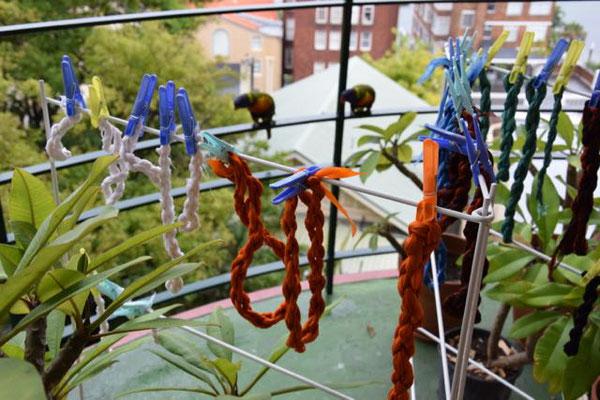 Workshop Urban Turban Sydney. Foto © Christine Rohr Master Milliner & Academy